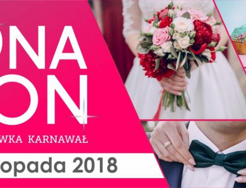 Targi ślubne ONAiON  24-25 listopada 2018
